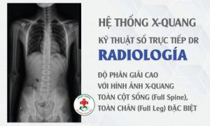 Hệ thống X Quang KTS Trực tiếp RADIOLOGÍA dạng để sàn - Công ty Nhật Khoa benh vien 108-05