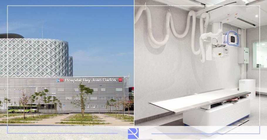 Hệ thống chụp X-quang hoàn hảo Radiología cho các Bệnh viện Đại học Y khoa